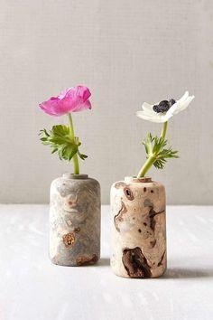 Melanie Abrantes Designs Buckeye Burl Vase | Urban Outfitters | Flowers & Vases Galore.  #UOContest #UOonCampus