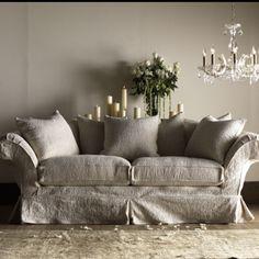 """14 Likes, 1 Comments - Chintz & Company (@chintzandcompany) on Instagram: """"Grace sofa #shabbychic"""""""