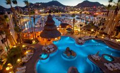 Imagine vacationing in this Cabo San Lucas Resort.