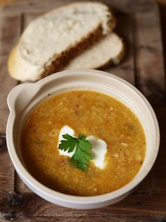 Weight Watchers Chickpea Soup recipe – 2 points