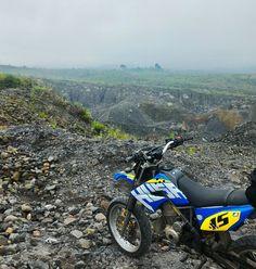 Silent hill #supermoto #kawasaki #klx
