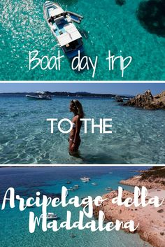 If you're looking for the perfect beach destination, you've just found it! The islands of the Arcipelago della Maddalena, in Italy, are also known as the Maldives of Italy. This because of the beautiful white sandy beaches and crystal clear water. Come explore them on a boat day trip!