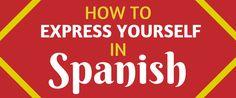 Spanish Vocabulary: Feelings and Emotions in Spanish http://takelessons.com/blog/emotion-in-spanish-z03?utm_source=Social&utm_medium=Blog&utm_campaign=Pinterest