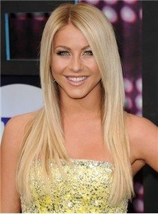 Custom Latest Trend Julianne Hough Hairstyle Human Remy Hair Long Straight about 20 Inches Sexy Lace Wig can be shopped from WigsBuy Online Store with Promo Codes and Coupons. Frontal Hairstyles, Sleek Hairstyles, Long Bob Hairstyles, Celebrity Hairstyles, Wig Hairstyles, Blonde Haircuts, Wedding Hairstyles, Latest Hairstyles, Hair Styles 2016