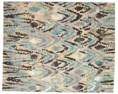 Estes tapetes modernos estão disponíves numa grande variedade de tamanhos e padrões, sendo um ponto focal na sua casa.Estes tapetes são feitos de um material plástico com características textêis, chamado PP Frieze.