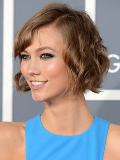 Grammys 2013: The 5 celebs with the best hair and makeup — Karlie Kloss http://beautyeditor.ca/2013/02/13/grammys-2013-the-5-celebs-with-the-best-hair-and-makeup/