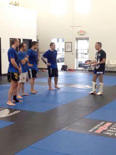 Khun Kru Nathaniel McIntyre dropping clinch knowledge. The Academy. Brooklyn Center, Minnesota. Muay Thai, BJJ, Kali, Mixed Martial Arts, Judo, JKD, Self Defence www.theacademymn.com/ @mmaacombatzone #theacademymn #teamAcademy #theacademy #martialarts #martialartsgyms