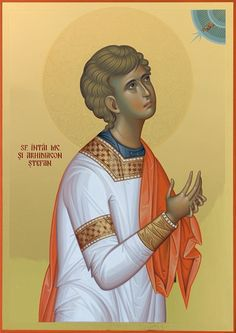 Greek Icons, Saint Stephen, Christian Pictures, Byzantine Icons, Orthodox Icons, Princess Zelda, Disney Princess, Ikon, Medieval