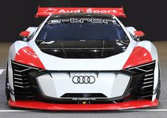 Audi e-tron Vision Gran Turismo, from the PlayStation to the race track. Originally developed exclusively for virtual races on PlayStation Audi is making the… Audi 90, Audi Cars, Playstation, R34 Gtr, Car Wheels, Amazing Cars, Car Car, Courses, Hot Cars