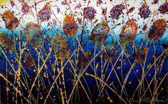 Painting by Pamela Sukhum