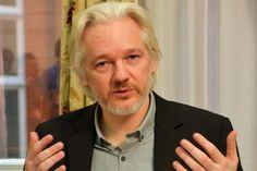 Julian Assange (WikiLeaks) promet de nouveaux documents sur l'espionnage américain   Fil info Internet - lesoir.be