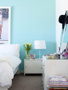 beautiful south: Teenage Bedroom Decor