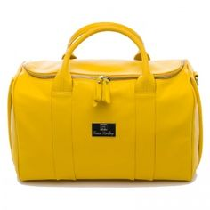 43ef7abd4bc Manhattan bag by Nova Harley. This luxury baby bag comes in a selection of  colours ranging from bright yellow to plain black.