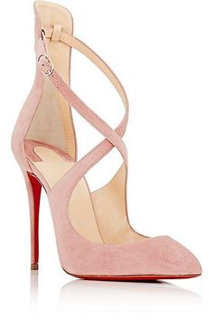 Christian Louboutin Marlenarock Pumps - Love but not in pink! Dream Shoes, Crazy Shoes, Me Too Shoes, Pretty Shoes, Beautiful Shoes, Hot Shoes, Shoes Heels, High Heels, Casual Chique