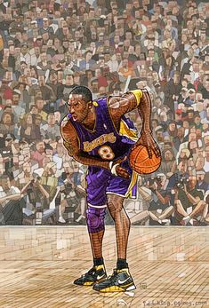 23 ideas basket ball art draw plays for 2019 Basketball Drawings, Basketball Art, Basketball Pictures, Basketball Legends, Basketball Posters, Kobe Bryant 8, Lakers Kobe Bryant, Lebron James Jr, Kobe Bryant Pictures