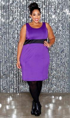 SWAK Maxine Dress 1X - 5X