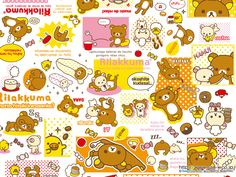 Rilakkuma wallpaper - kawaii Wallpaper