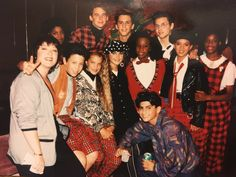 Mickey Mouse Club, 80s Fashion, Old School, Tv Shows, My Style, Tv Series