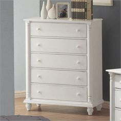 Found it at Wayfair - Bradstane 5 Drawer Lingerie Chest