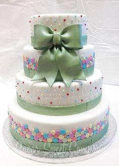 Wedding cake - Sugar Sweet Company