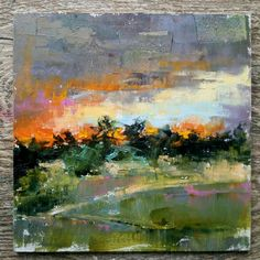 Impressionist Landscape, Abstract Landscape, Landscape Paintings, Watercolor Paintings, Abstract Art, Watercolors, Landscapes, Pictures For Sale, Oil Painting Pictures