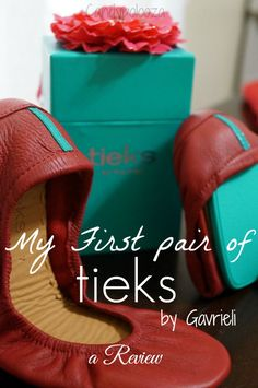 My First pair of TIEKS shoes. These soft Italian leather flat shoes are worth every penny! Sharing my review of these comfortable shoes.