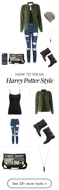 """""""Sem título #129"""" by marialobinha on Polyvore featuring H&M, William Sharp, Madewell and Karen Kane"""