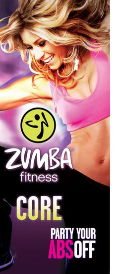 Zumba Core 2012 (Nintendo Wii) - Such a FUN way to get a workout in from home!