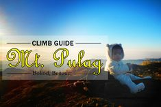 Mt Pulag is Luzon's highest peak, and third highest mountain in the Philippines, next to Mount Apo and Mount Dulang-Dulang. Mount Apo, Mt Pulag, Travel Guides, Climbing, Neon Signs, Mountains, Diy, Bricolage, Mountaineering