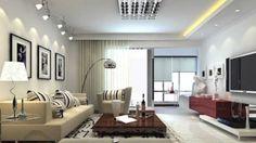20 Modern Living Room Lighting For Amazing Home Interior Design Ideas Living Room Lighting Design, Living Room Light Fixtures, Living Room Designs, Home Design, Home Interior Design, Design Ideas, Room Interior, Interior Ideas, Design Inspiration