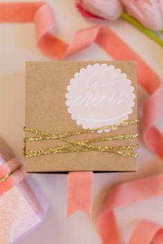 DIY unique spring gift wrap ideas