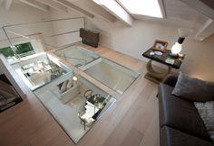 So stylish kann man unter dem Dach wohnen!