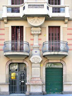 Barcelona - Pg. St. Joan 073 b | Flickr - Photo Sharing!