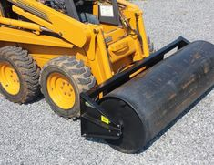 Heavy Duty Turf Rollers | Turf Equipment | New Holland PA Tractor Accessories, Dump Trailers, Lawn Care Tips, Gravel Path, Sports Complex, New Holland, Parks And Recreation, Rollers, Frames On Wall