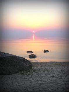 April Sunset overlooking Lake Michigan ~ Saugatuck, Michigan ~ I greatly enjoy photography these days & I have a special affinity for taking pictures of Mother Nature in all her glory
