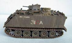 TRACK-LINK / Gallery / M113, Cadillac-Gage turret, Vietnam