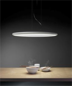 Really attractive  thin ceiling light Suspension LED Light  Aluminium