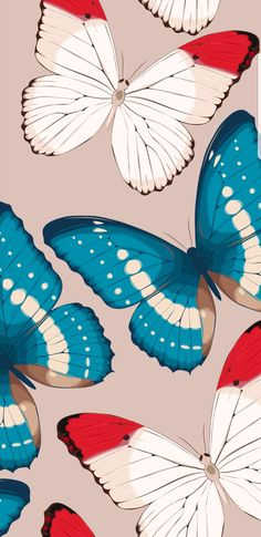 Butterfly Wallpaper, Aesthetic Iphone Wallpaper, Cool Wallpaper, Aesthetic Wallpapers, Cute Patterns Wallpaper, Background Patterns, Coraline Movie, Cute Wallpapers, Beautiful Flowers