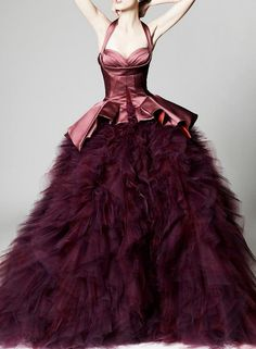 Phenomenal Fashion-I don't know where I'd wear this, but it sure is a fun looking dress!