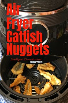 Air Fryer Southern Fried Catfish Nuggets Simple and easy recipe for cooking Catfish Nuggets in the Air Fryer. There are only three ingredients in this recipe for fried catfish nuggets using the Air Fryer. How to cook fish in an Air Fryer. Catfish Recipes, Seafood Recipes, Dinner Recipes, Lasagna Recipes, Ramen Recipes, Cabbage Recipes, Spinach Recipes, Turkey Recipes, Beef Recipes