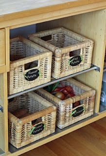 Gentil Awesome Produce Storage Idea | Produce Storage, Storage And Storage Ideas