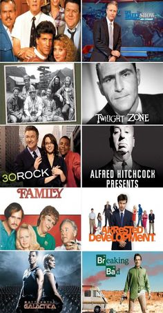 My Picks: Favorite TV Series of All Time #Fave404187