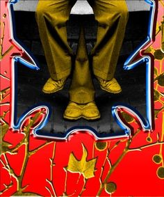 gilbert & goerge | Gilbert & George panel 7