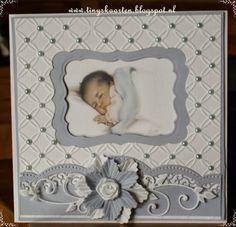 Tiny's Cards: Baby Card