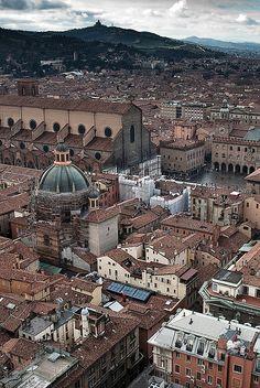 La bella Bologna