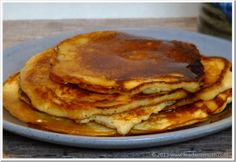 Pancakes Made From Scratch Recipe