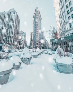 New-York sous la tempête Snowzilla New York Pictures 839b0d22a11d
