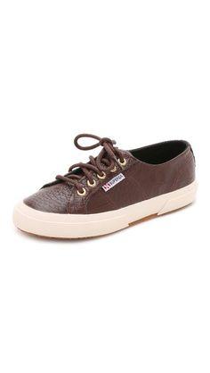 2750 Embossed Croco Sneakers. Superga 7344aff6e08
