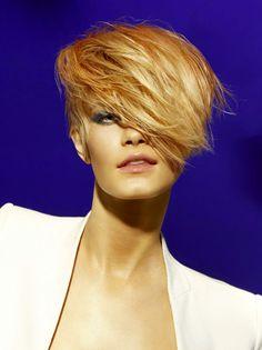 Hair: Bruno Weppe Make up: Carole Lasnier Styling: Audrey Taillée Photo: Vincent Alvarez