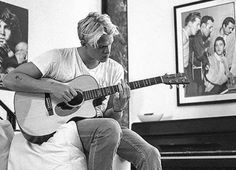cody and his guitar